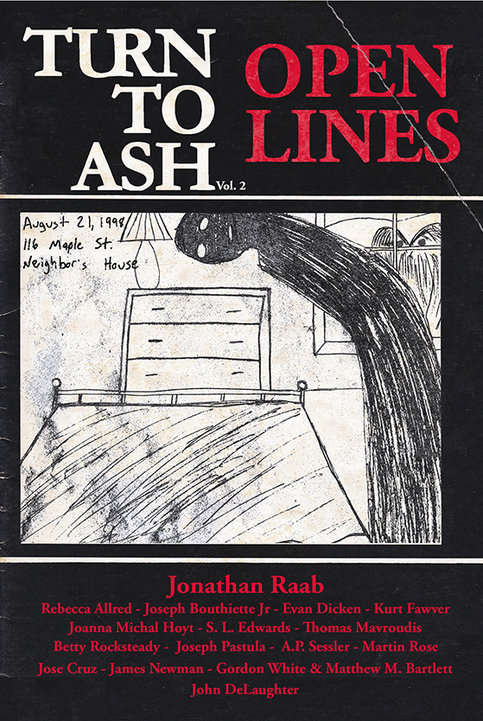 Turn to Ash Volume 2: Open Lines