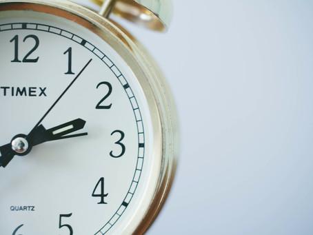 Pour perdre vos mauvaises habitudes, prenez votre temps !