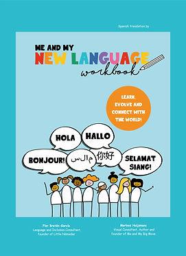language mini workbook kaften_Tekengebie
