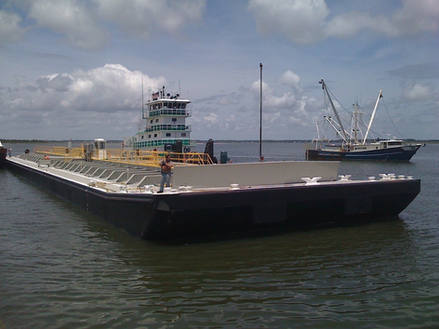 10,000 Barrel NEW Acid Barge