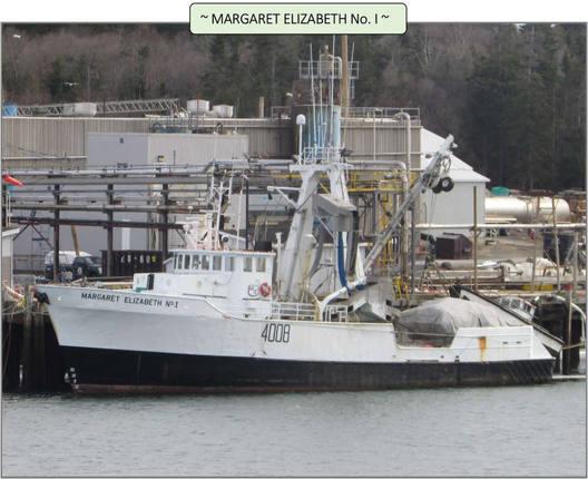 Margaret Elizabeth No.1