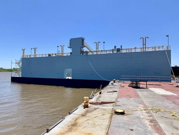 200 x 85 NEW Drydock