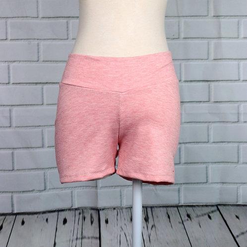 Shorts-Coral- S