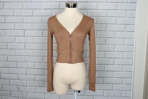 Jacket- Rust-S