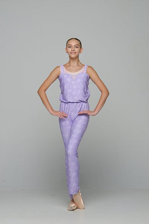 Sylvia Jumper- Periwinkle Floral