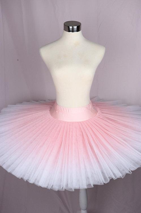 Ombre Practice Tutu-Dusty Pink
