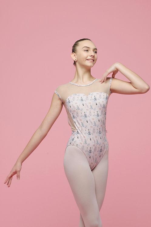 Leotard- Esmeralda Nutcracker Pink