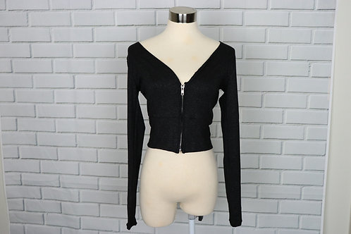 Jacket- Black-M