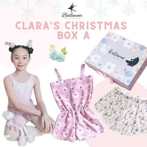 Clara Christmas Box A