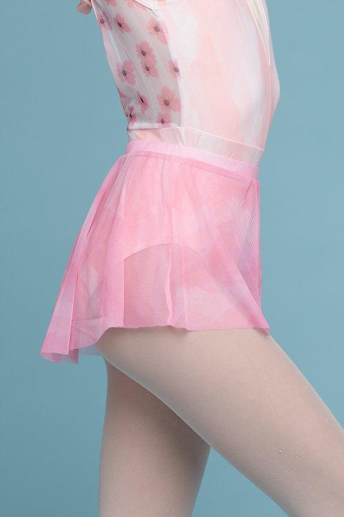 Mini Skirt- Pink Symphony