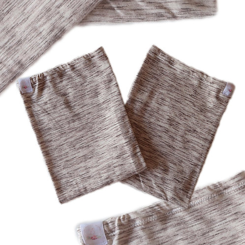 RTS Taupe Space Dye - XS