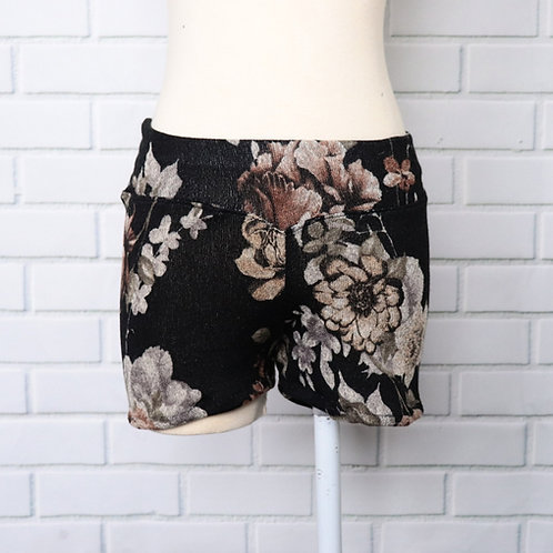 Shorts- Floral - S