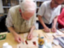 Workshop glassieraden maken
