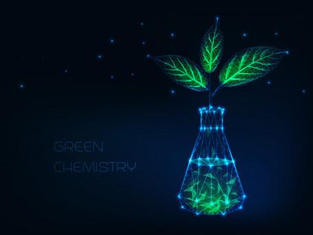 ¡Química verde en la industria!