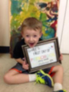 Preschool fun at Inspire