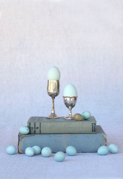 Eggs and Blues