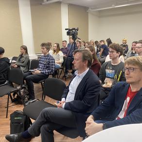Meediakooli seminar toimus ERR uudistemajas