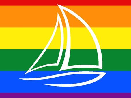 Muutsime oma sümboolika vikerkaarevärviliseks Tartu ja Pärnu noortekeskuste toetuseks