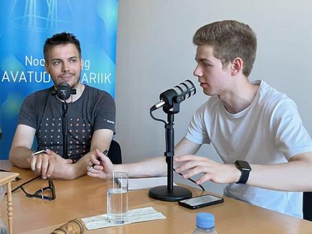 PODCAST: Heiti Talvik ja Vladislav Velžanin räägivad ühtsest Eesti koolist