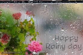 Hooray, Rainy Day!