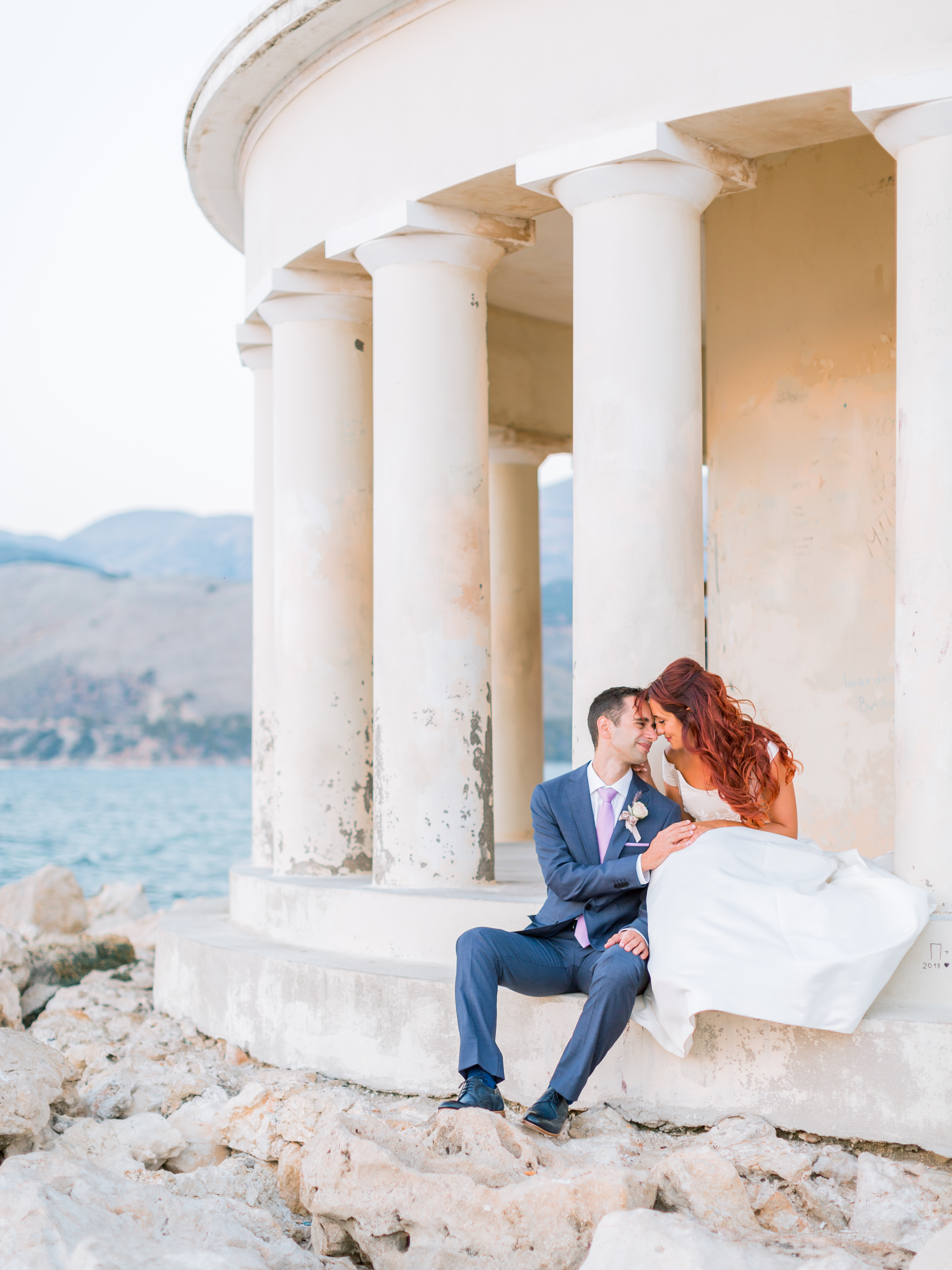 Kefalonia wedding