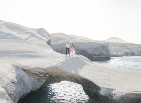 Milos island a hidden gem