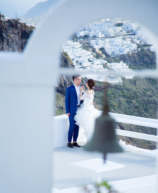 Wedding Venue Santorini Greece