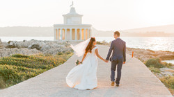 Kefalonia destination wedding