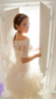 Wedding santorini bride