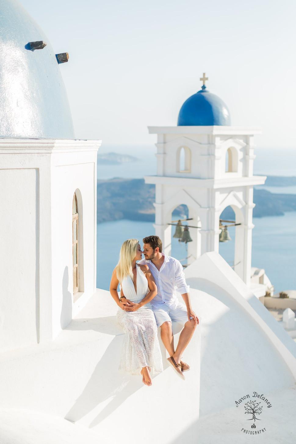 Vacation photographer Greece