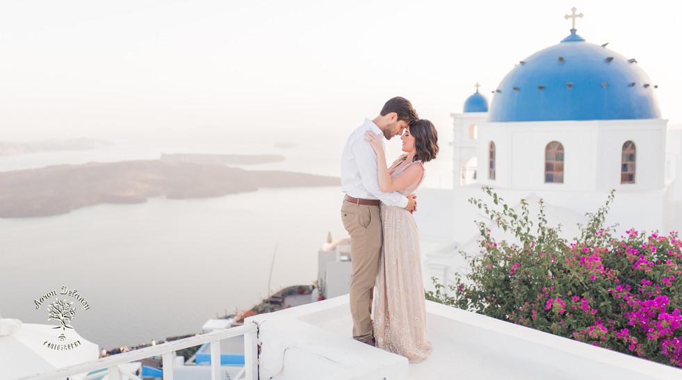 Aaron Delaney greece wedding photographer