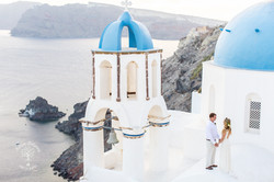 Top wedding photographer santorini