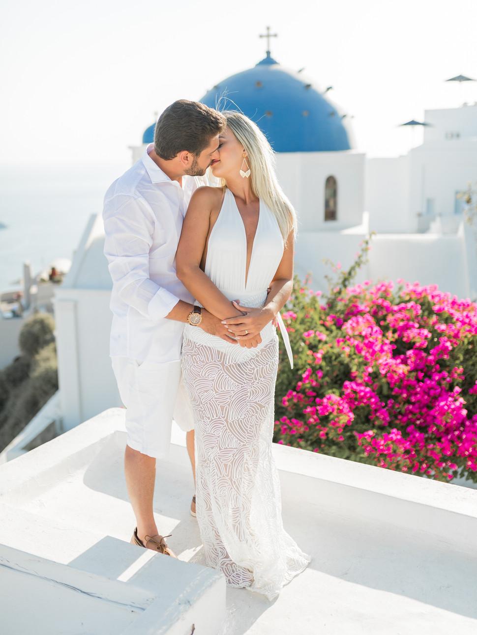 Oia Wedding