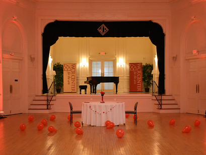 Plan a Romantic Evening at the WCR Center for the Arts