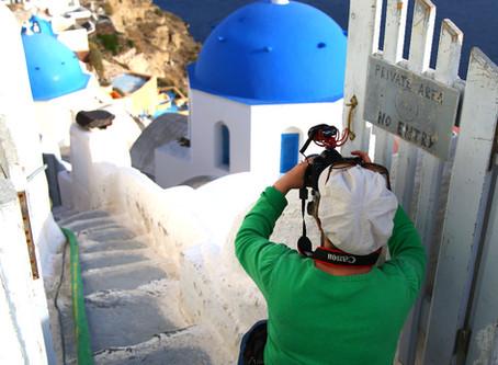 Santorini wedding coming soon.