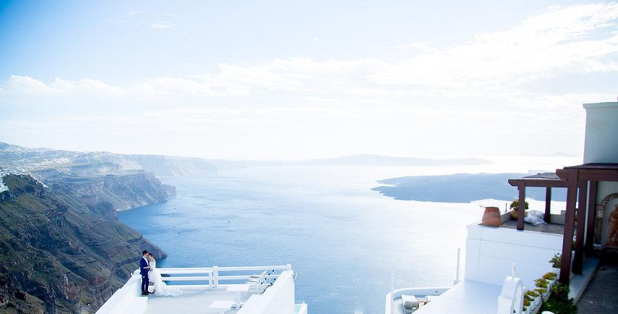 Best wedding photography Santorini
