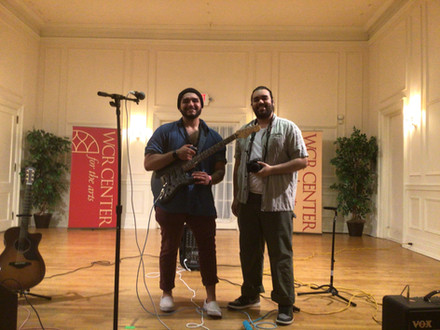 WCR Center Presents: Emerging Artist Series ft Renato Sanabria