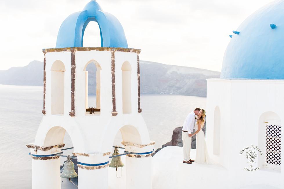 Best view in santorini greece