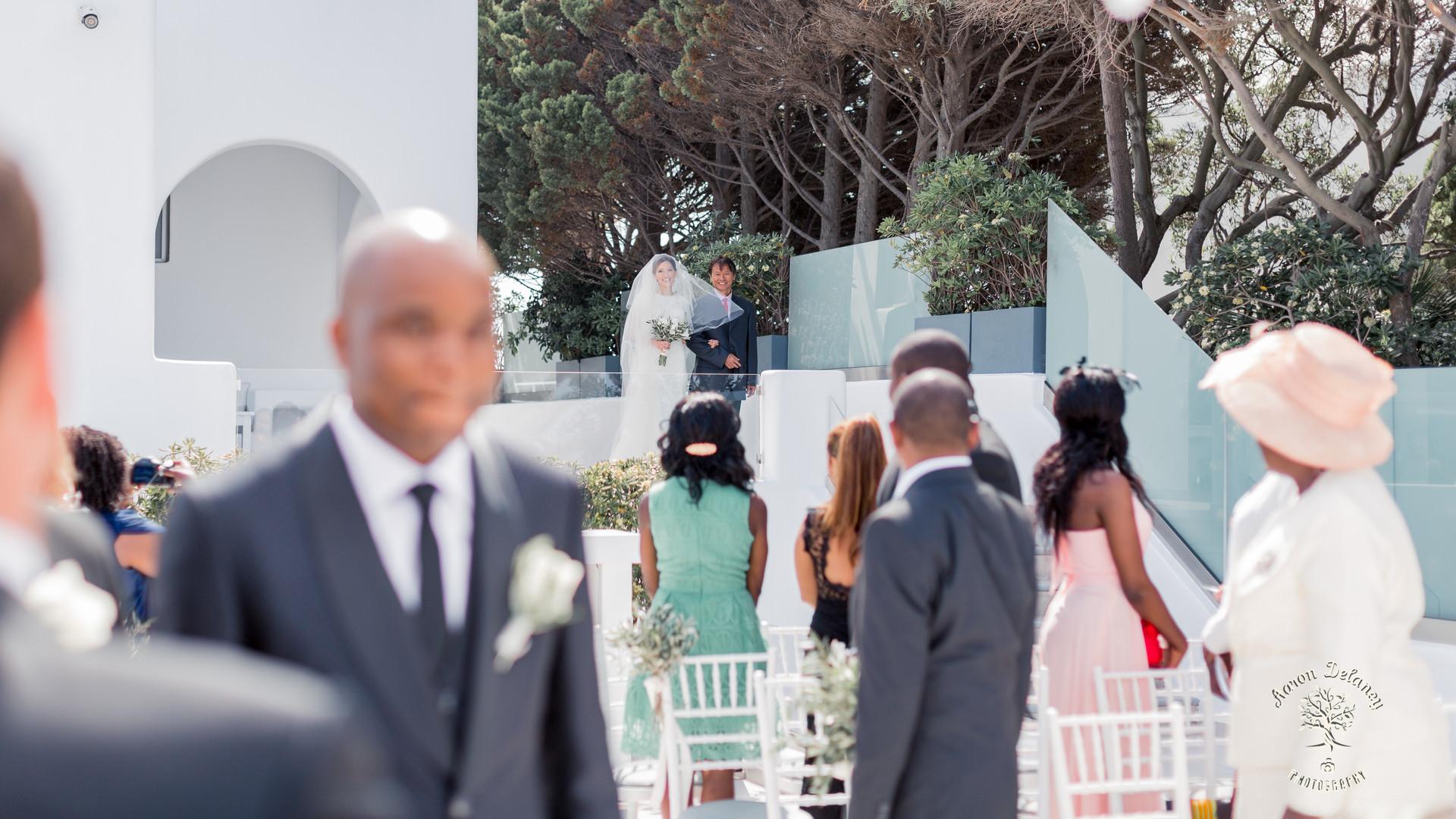 wedding photographer santorini, winery