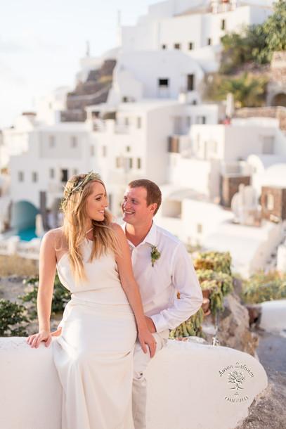 Best wedding photographer santorini Greece