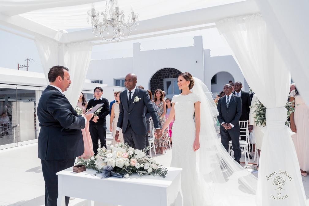 wedding at le ciel