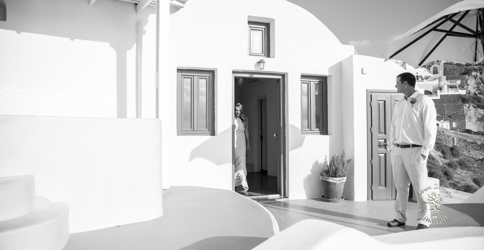 Wedding ceremony Destination Wedding Greece