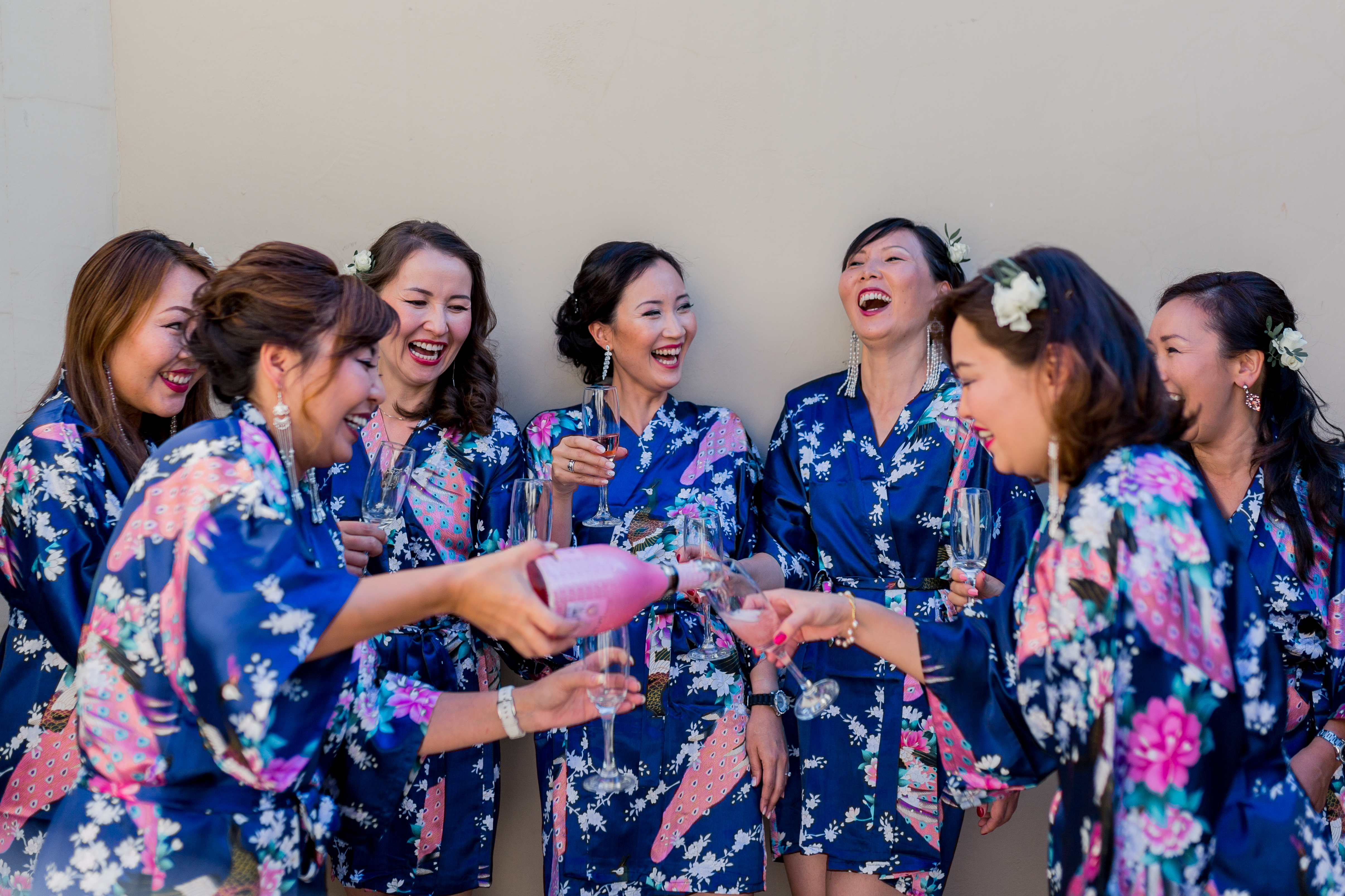Bridesmaids Greece