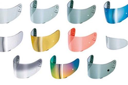 Shoei Multitec / Raid2 / XR1000 Spectra orange visor CX-1V