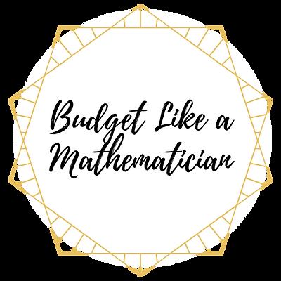 The Budget Like a Mathematician Workbook - Google Sheets - Employee Version
