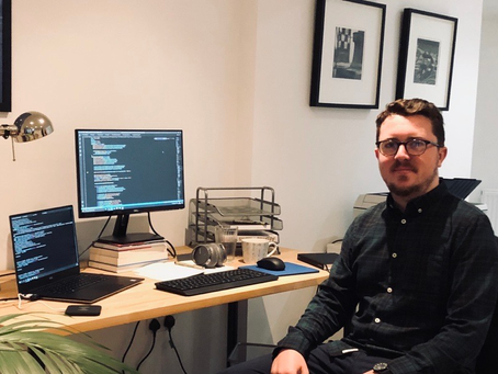 What is it like being a Junior Developer at Aeon with Marc Rayner