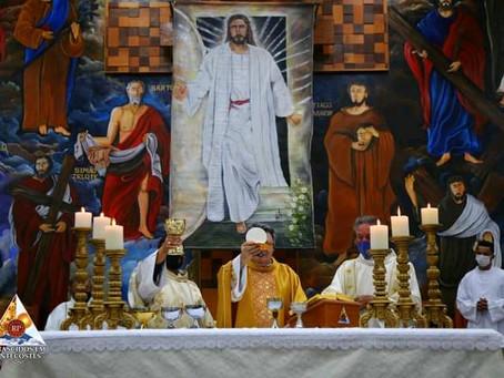 Domingo da Páscoa – Ressurreição do Senhor