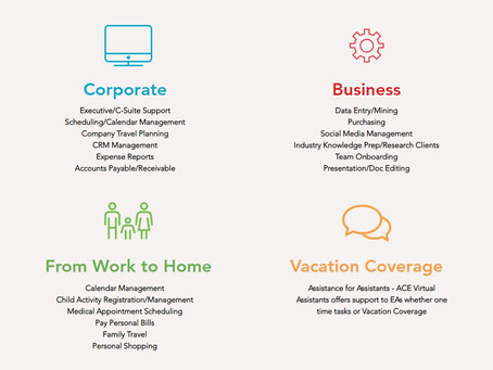 What Is a Virtual/Online Assistant and How Can ACE Virtual Assistants Help?
