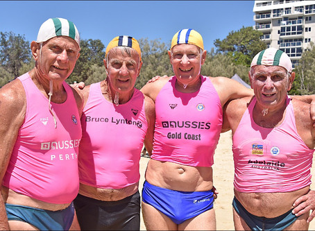 A Choppy Weekend for Kurrawa at the State Titles
