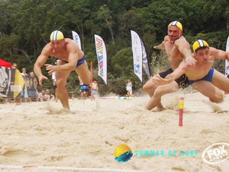 Become a Surf Sports Official